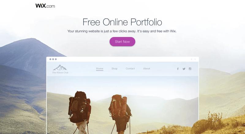 Free Online Portfolio