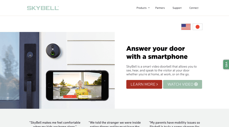 Skybell: a successful story