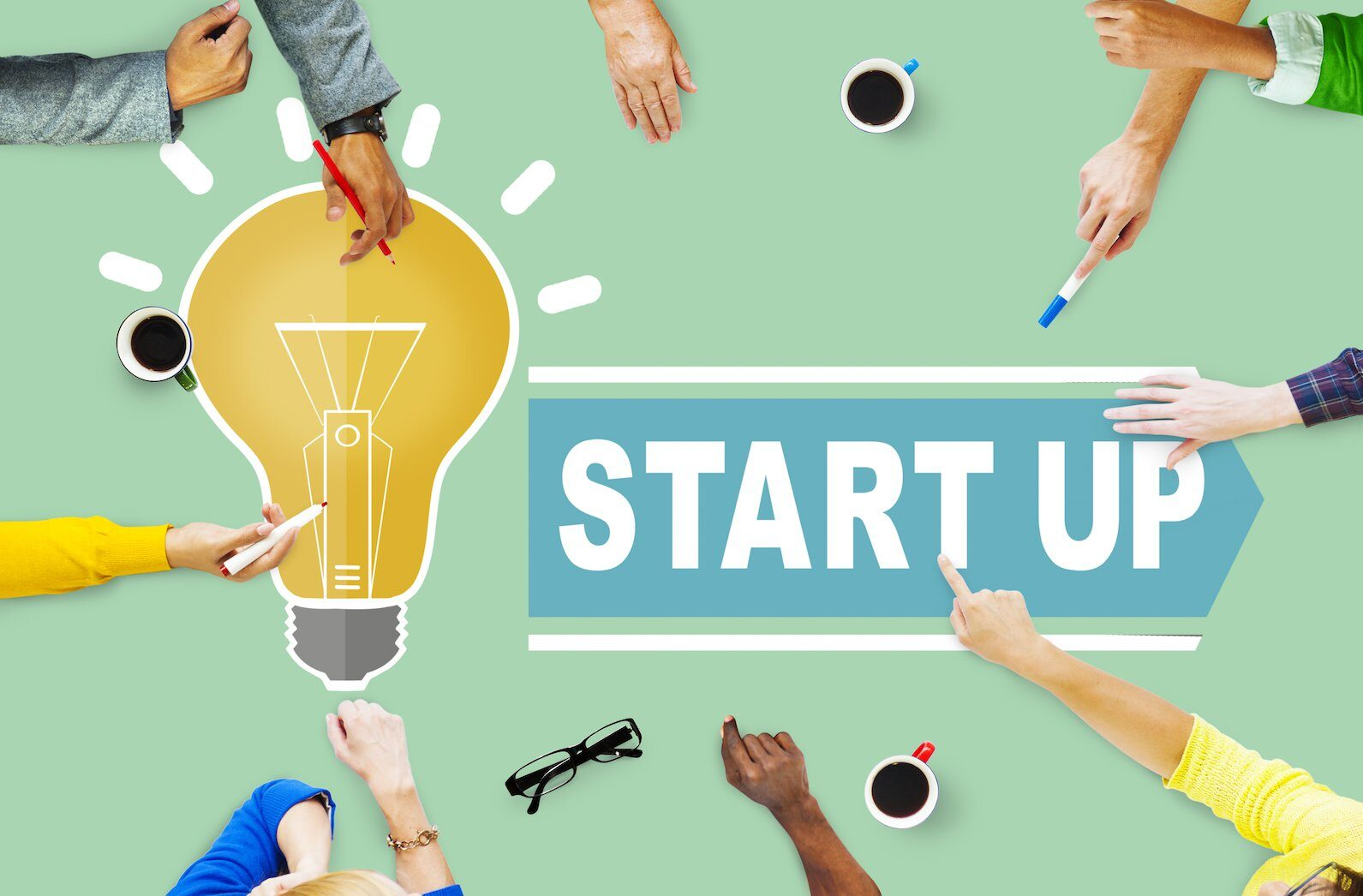 How to Create a Startup From Idea To Successful Business