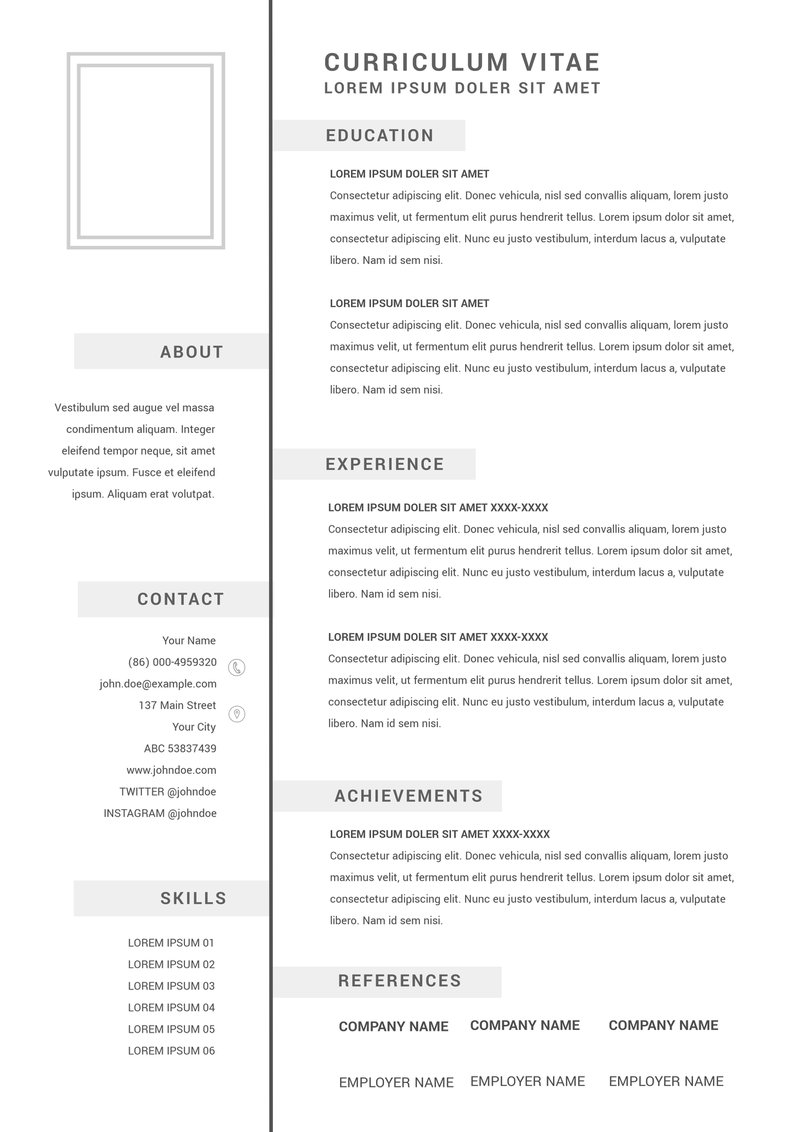 Professional Resume Tips: Format and Organize Your Resume