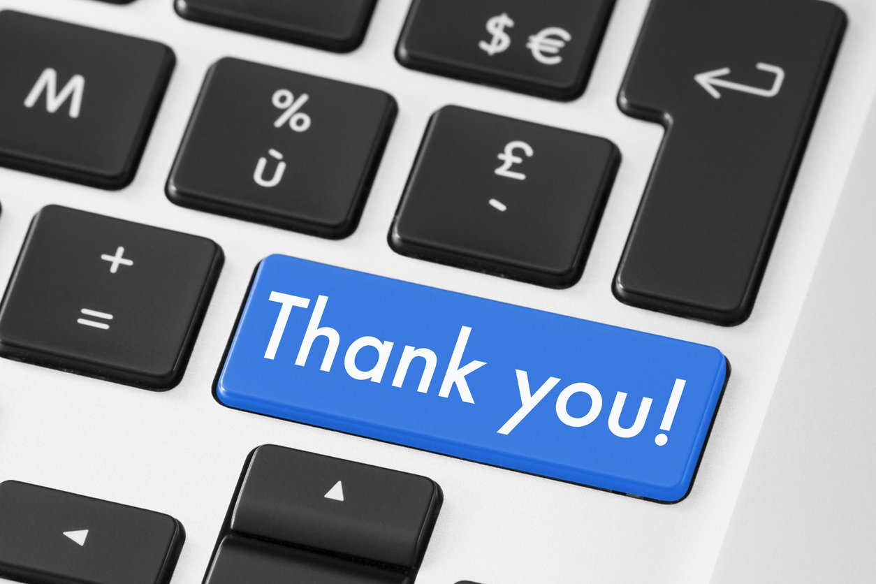 How To Write A Professional Thank you Email After An Interview