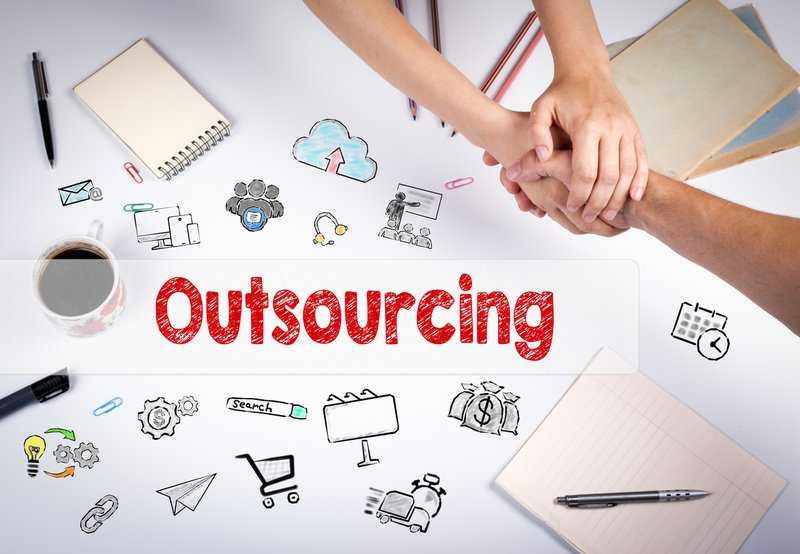 Outsource for productivity improvement