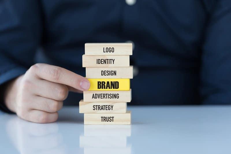 Marketing manager responsibilities in advertising agency written on blocks
