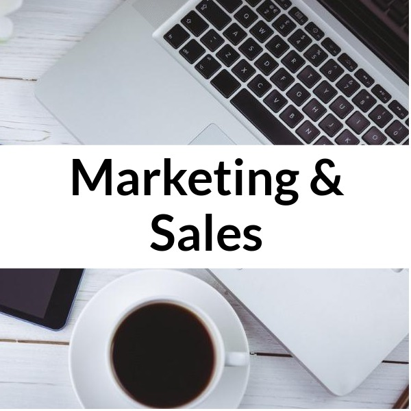 Marketing and Sales Job Descriptions
