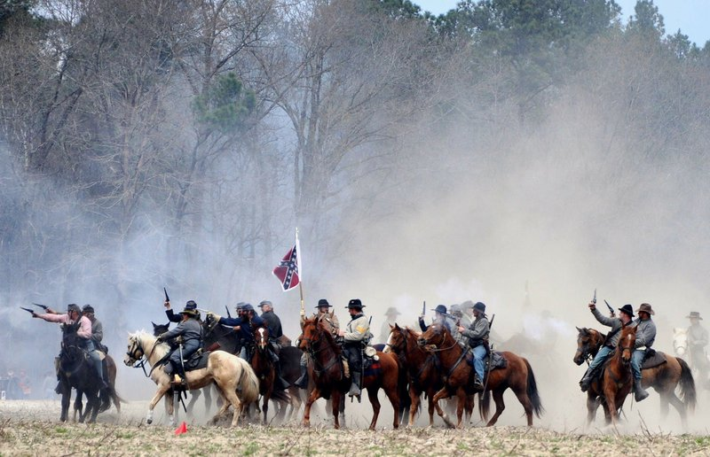 Historians tell us his troops would have followed General Lee anywhere