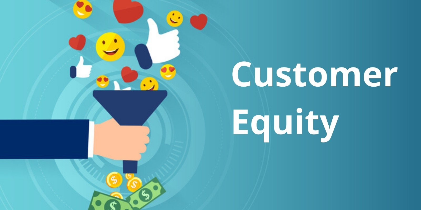 Customer loyalty concept with review stars