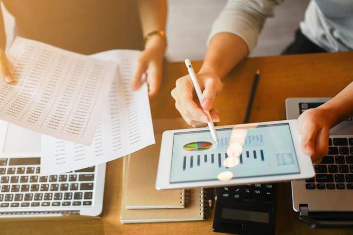 Marketing information management data analysis.