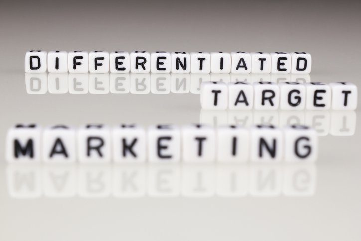 Differentiated Target Marketing