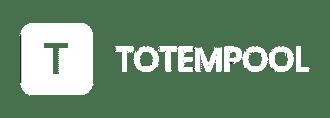 Totempool Logo White