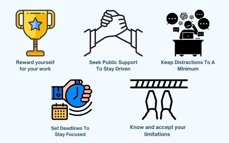 Ways To Getting Demotivated