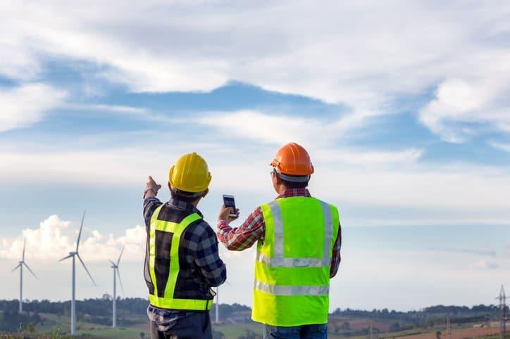 Energy as a career path concept